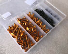 Gloden Motorcycle Sportbike Complete Fairing Bolts Kit Fastener Clips Screw Nuts