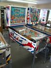 Ground Up Restored Vintage Gottlieb Quick Draw Pinball Machine