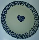FOLK CRAFT HEARTS BY TIENSHAN CHINA 10.5