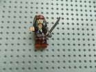 LEGO Minifigure Captain Captain Jack Sparrow with Jacket POTC 4184