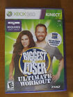 The Biggest Loser Ultimate Workout XBox 360VG Complete With Manual Ships Fast