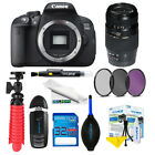Canon EOS 700D Tamron AF 70 300mm f 4 56 Di LD Lens+Expo Essentials Kit