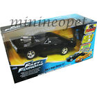 JADA R/C RADIO REMOTE CONTROL CAR FAST & FURIOUS DOM'S 1970 DODGE CHARGER 1/16