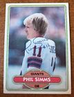Phil Simms Cards, Rookie Card and Autographed Memorabilia Guide 33