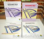 Geometry Seeing Doing Understanding Third Edition by Harold Jacobs 3rd NEW set