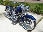 2006 Harley Davidson Softail 06 Softail Deluxe 21 Front LOOK Fully Serviced Tons of Chrome 2005 2007 2008