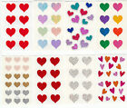 Vintage Mrs Grossman Small Heart Stickers By The Yard Scrapbook You Choose