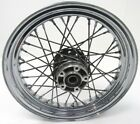 2008 HARLEY-DAVIDSON HERITAGE SOFTAIL CLASSIC FLSTC CHROME FRONT LACED WHEEL RIM