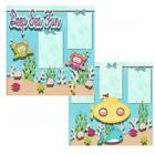 Printed Premade Scrapbooking 2 Page Layouts DEEP SEA FUN snorkeling swim fish