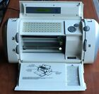 Cricut Personal Electronic Cutting Machine CRV001 With power supply Tested