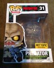 FUNKO POP MOVIES 2015 GREEN BLOODY PREDATOR #31 HT EXCLUSIVE Sealed Box IN STOCK
