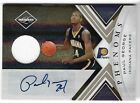 PAUL GEORGE 2010 LIMITED ROOKIE AUTO AUTOGRAPH JERSEY RC CARD #80 249!