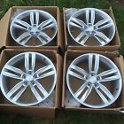NEW 2017 20 OEM CHEVY CAMARO SS RS ALLOY WHEELS RIMS LT BASE NON STAGGERED 2016