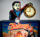 FUNHOUSE PINBALL TOPPER MOD - BRAND NEW- GREAT UPGRADE!