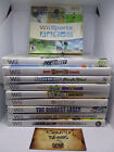 Nintendo Wii Game Selection Bundle Free Fast US Shipping Included 1