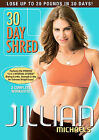 Jillian Michaels 30 Day Shred DVD SHIP NEXT DAY 3 WORKOUTS INTERVAL SYSTEM