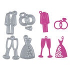 61 Patterns Metal Cutting Dies Stencil Scrapbooking Paper Card Embossing Mold