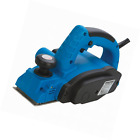 New Silverline Electric Planer 710W Twin Riversible Cutting Blades Chamfering
