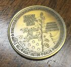 Emmet County Iowa 1976 United States Bicentennial Commemorative Token Coin Medal