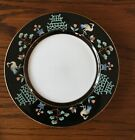 Fitz and Floyd Chinoiserie Salad Dessert Plate --Reduced!