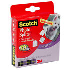 Scotch Photo Splits Photo Mounting Squares Box of 850 45 x 45 Squares