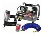 Senco Compressor Set PC 0964EU+Nailing machine FinishPro 18 Pro Pneumatic Nailer
