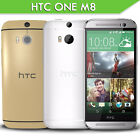 HTC One M8 16GB Android OS v442 US Version Unlocked Smartphone Gray