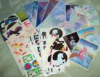 Vintage  Current Unicorn Stickers Hambly Stickermania Sandylion You Choose