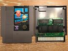 Stack-Up (Nintendo, NES 1985) Authentic Game Cart Only - Tested