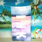 Victorias Love Pink Beach Towel Bath Towels VS PINK Towel Sunset 28 X 56