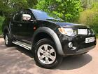 Mitsubishi L200 Warrior 25DI D 4WD Double Cab Pickup SOLD