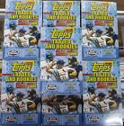 NINE (9) 2002 Topps Traded and Rookie Baseball Factory Sealed Hobby Boxes