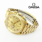 NYJEWEL Omega Gold Filled Seamaster Automatic Tachymeter Chrono Mens Watch