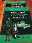 Abeka 10th Grade SCIENCE Biology Field Laboratory Manual  Teacher Edition Lab