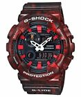 CRAZY DEAL NEW G-SHOCK GAX100MB-4A G-LIDE RED ANA-DIGI MULTIFUNCTION WATCH