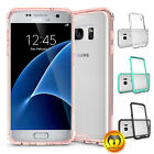 For Samsung Galaxy Note 8 S8 Plus S7 Edge Shockproof Hybrid Clear Case Cover