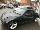SMART ROADSTER 700CC 2 DOOR AUTO IN BLACK 53 REG