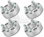 4 Wheel Spacers 1 Adapters FOR TOYOTA CRESSIDA 4x45 4 Lug Bolt Aluminum NEW