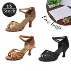 New Womens Girls ladys Latin Dance Shoes Tango Ballroom Dance Shoes Salsa HWC