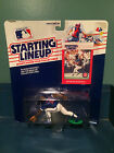 NIP w/Card 1988 Shawon Dunston Starting Lineup Kenner Baseball Figure