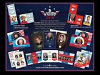 EXECUTIVE TRADING CARDS HAND #'d VICTORY 2016 SET