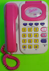 Vtg Barbie Super Talking Phone Answering Machine Toy 1995 Vintage 90s As-Is