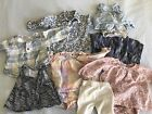 Lot Of 11 Baby Girls Clothes Size 3 6 Months Old Navy California Cool