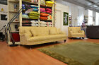 LEOPOLD 3 Seater Sofa and Armchair Suite PARKER  FARR RRP6495 EX DISPLAY