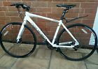 Boardman hybrid comp bike road mtg continental tyres vgc 21 disks