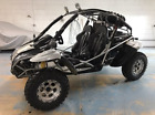 Quadzilla DF 500 GK road legal Buggy Blitz off on road 2 seater 500cc not rage