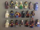 Lot of 20 Lego Castle, Indiana Jones, Jack Sparrow And More Minifigures