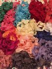 *Seam Binding~Crinkled 200 Yds(600 feet)YOU Pick Colors-~Free Bakers Twine*