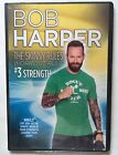 Bob Harper The Skinny Rules Workout Rule 3 Strength DVD 2013 NEW Super Rare
