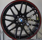 18 BMW 3 Series 320 325 328 330 335 M Sport 2016 Black Concave Wheels